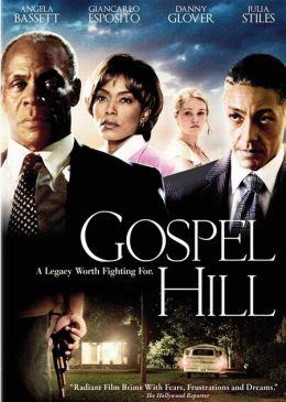 """Постер к фильму """"Госпел Хилл"""" /Gospel Hill/ (2008)"""