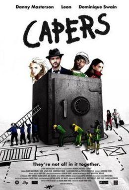 """Постер к фильму """"Грабители"""" /Capers/ (2008)"""