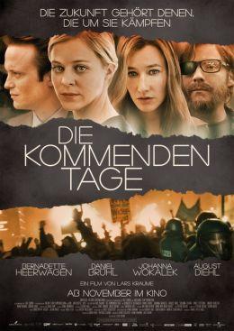 "Постер к фильму ""Грядущие дни"" /Die kommenden Tage/ (2010)"
