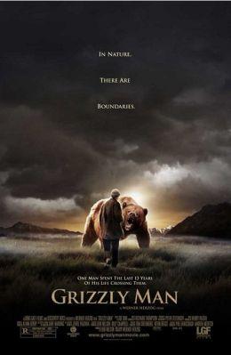 """Постер к фильму """"Человек-гризли"""" /Grizzly Man/ (2005)"""