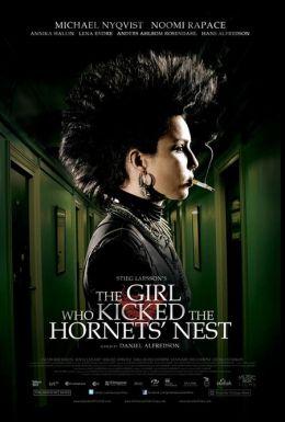 """Постер к фильму """"Девушка, которая взрывала воздушные замки"""" /Luftslottet som sprangdes/ (2009)"""
