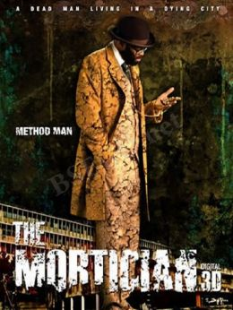 """Постер к фильму """"Гробовщик"""" /The Mortician/ (2011)"""