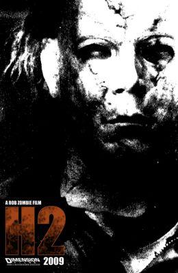 "Постер к фильму ""Хэллоуин 2"" /Halloween II/ (2009)"