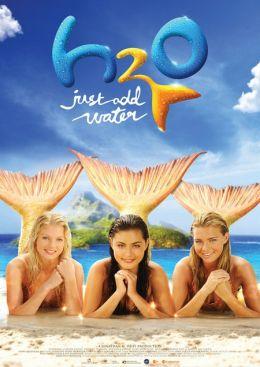 """Постер к фильму """"H2O: Просто добавь воды"""" /H2O: Just Add Water/ (2006)"""