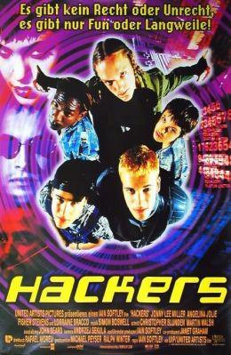 "Постер к фильму ""Хакеры"" /Hackers/ (1995)"
