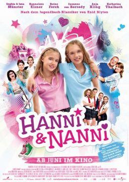 """Постер к фильму """"Ханни и Нанни"""" /Hanni & Nanni/ (2010)"""