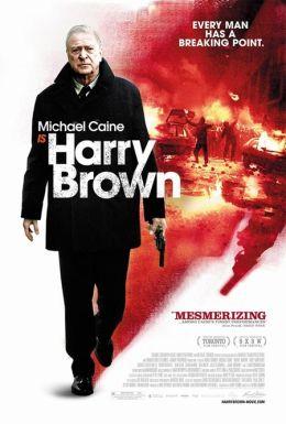 """Постер к фильму """"Гарри Браун"""" /Harry Brown/ (2009)"""