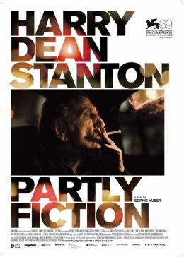 "Постер к фильму ""Harry Dean Stanton: Partly Fiction"" /Harry Dean Stanton: Partly Fiction/ (2012)"