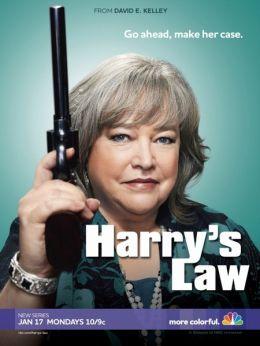 "Постер к фильму ""Закон Хэрри"" /Harry's Law/ (2011)"