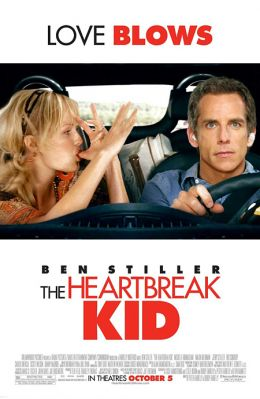 """Постер к фильму """"Девушка моих кошмаров"""" /The Heartbreak Kid/ (2007)"""