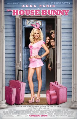 """Постер к фильму """"Мальчикам это нравится"""" /The House Bunny/ (2008)"""