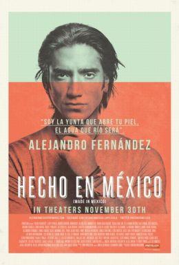 """Постер к фильму """"Сделано в Мексике"""" /Hecho en Mexico/ (2012)"""