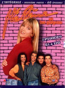 """Постер к фильму """"Элен и ребята"""" /Hélène et les garçons/ (1992)"""
