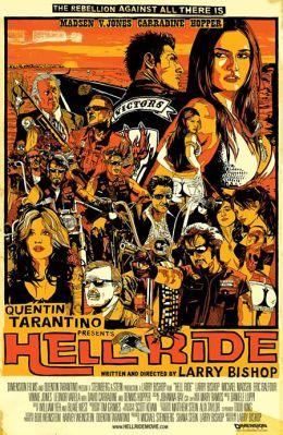 """Постер к фильму """"Адская поездка"""" /Hell Ride/ (2008)"""
