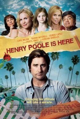 "Постер к фильму ""Генри Пул уже здесь"" /Henry Poole Is Here/ (2008)"