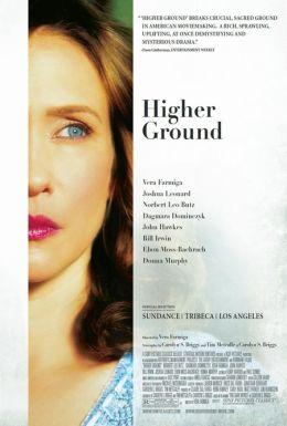 """Постер к фильму """"Небо и земля"""" /Higher Ground/ (2011)"""