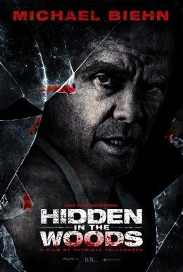 "Постер к фильму ""Скрытое в лесу"" /Hidden in the Woods/ (2014)"