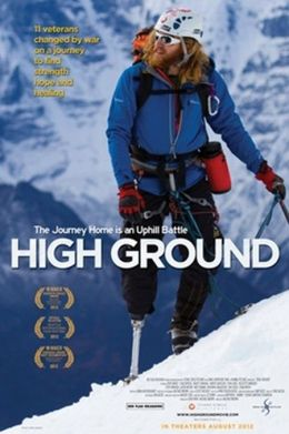 """Постер к фильму """"High Ground"""" /High Ground/ (2012)"""