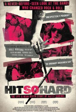 """Постер к фильму """"Hit So Hard"""" /Hit So Hard/ (2011)"""