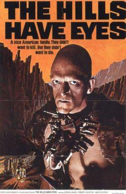 """Постер к фильму """"У холмов есть глаза"""" /The Hills Have Eyes/ (1977)"""