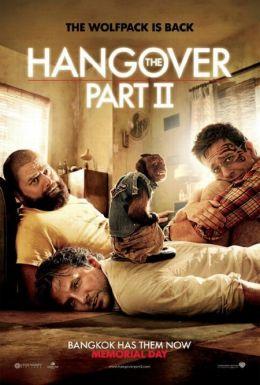 """Постер к фильму """"Мальчишник 2: Из Вегаса В Бангкок"""" /The Hangover Part II/ (2011)"""