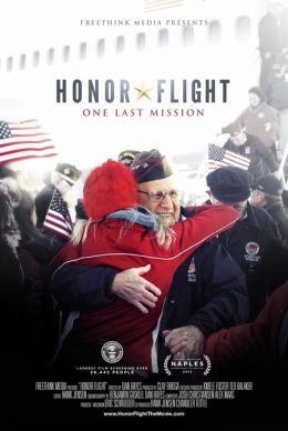 "Постер к фильму ""Honor Flight"" /Honor Flight/ (2012)"