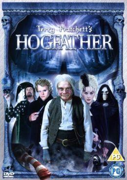 """Постер к фильму """"Санта-Хрякус: Страшдественская сказка"""" /Hogfather/ (2006)"""