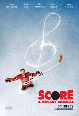 "Постер к фильму ""Хоккейный мюзикл"" /Score: A Hockey Musical/ (2010)"