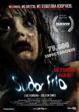 """Постер к фильму """"Холодный пот"""" /Sudor frio/ (2010)"""