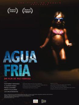 """Постер к фильму """"Холодные воды моря"""" /Agua fria de mar/ (2010)"""