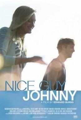 """Постер к фильму """"Хороший парень Джонни"""" /Nice Guy Johnny/ (2010)"""
