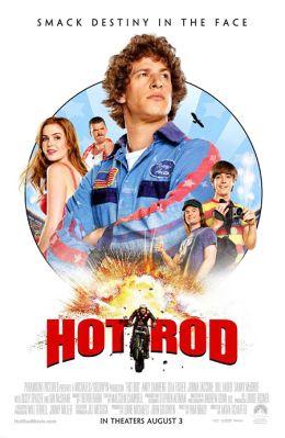 """Постер к фильму """"Лихач"""" /Hot Rod/ (2007)"""