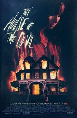 """Постер к фильму """"Дом дьявола"""" /The House of the Devil/ (2009)"""
