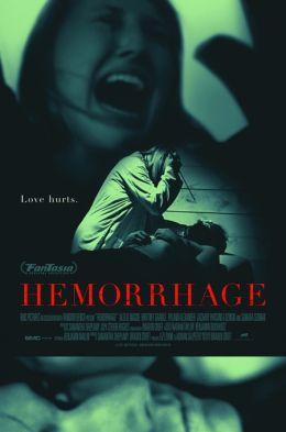 "Постер к фильму ""Hemorrhage"" /Hemorrhage/ (2012)"