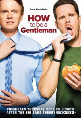 """Постер к фильму """"Как стать джентльменом"""" /How to Be a Gentleman/ (2011)"""