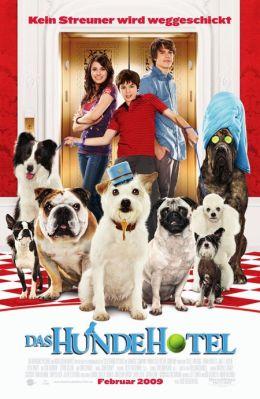 """Постер к фильму """"Отель для собак"""" /Hotel for Dogs/ (2009)"""