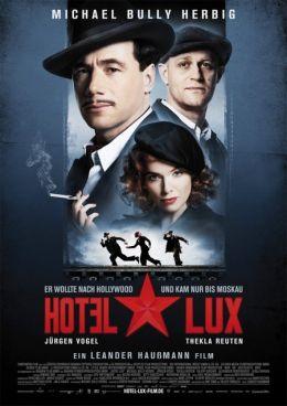 """Постер к фильму """"Отель """"Люкс"""""""" /Hotel Lux/ (2011)"""