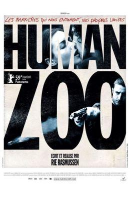 "Постер к фильму ""Вольер"" /Human Zoo/ (2009)"