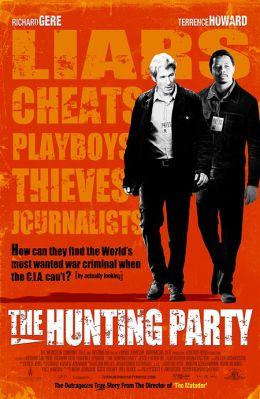 """Постер к фильму """"Охота Ханта"""" /The Hunting Party/ (2007)"""