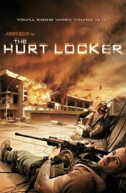 """Постер к фильму """"Повелитель бури"""" /The Hurt Locker/ (2008)"""