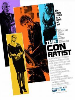 """Постер к фильму """"Художник-вор"""" /The Con Artist/ (2010)"""