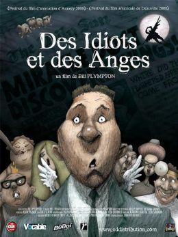"""Постер к фильму """"Идиоты и ангелы"""" /Idiots and Angels/ (2008)"""