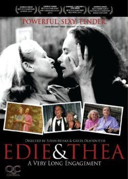 """Постер к фильму """"Иди и Теа: Долгая помолвка"""" /Edie & Thea: A Very Long Engagement/ (2009)"""