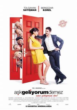 """Постер к фильму """"Игра в любовь"""" /Ask geliyorum demez/ (2009)"""
