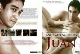 """Постер к фильму """"Играть в жизнь Джона"""" /Ang laro ng buhay ni Juan/ (2009)"""