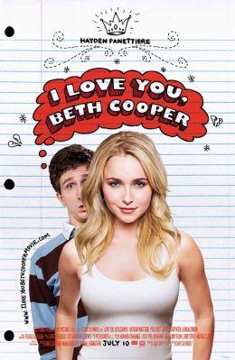 """Постер к фильму """"Ночь с Бет Купер"""" /I Love You, Beth Cooper/ (2009)"""