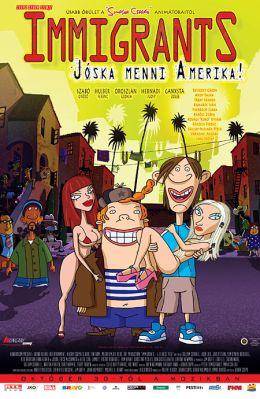 "Постер к фильму ""Иммигранты"" /Immigrants (L.A. Dolce Vita)/ (2008)"