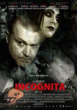 """Постер к фильму """"Инкогнита"""" (2012)"""