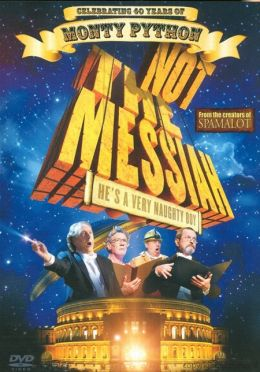 """Постер к фильму """"Я не мессия"""" /Not the Messiah (He's a Very Naughty Boy)/ (2010)"""