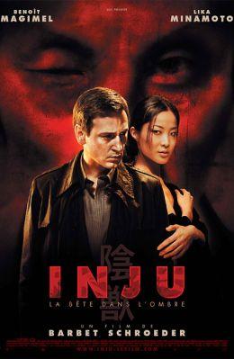 """Постер к фильму """"Инжу, зверь во тьме"""" /Inju, la bete dans l'ombre/ (2008)"""